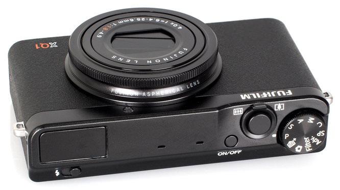 Fujifilm XQ1 Black (5)