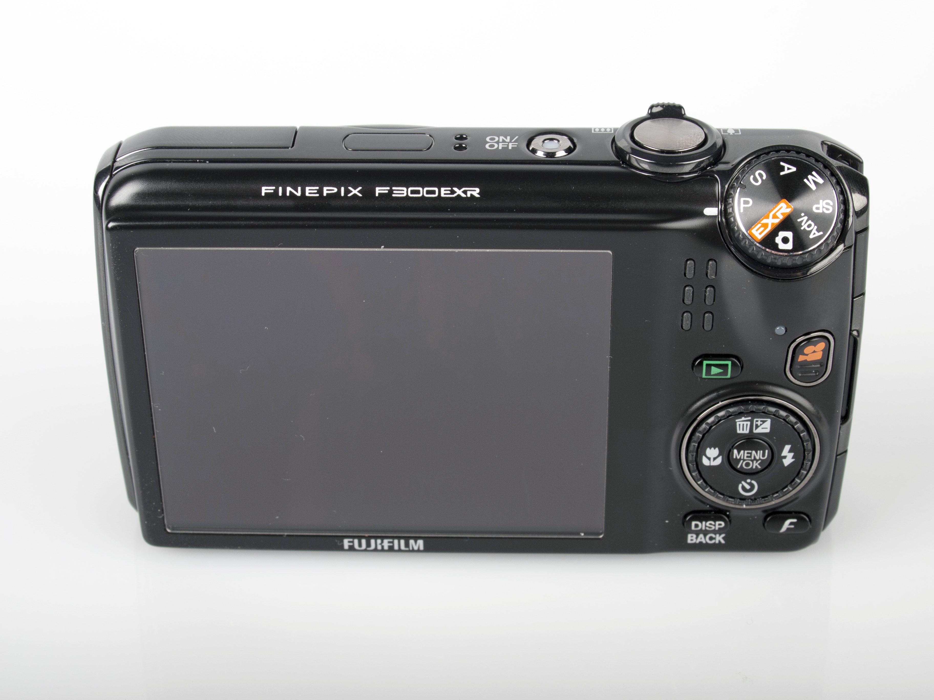Fujifilm FinePix F300EXR Camera Drivers Download (2019)
