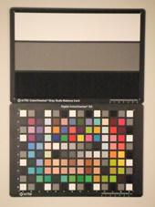 Fuji Finepix Z800EXR Test chart ISO1600