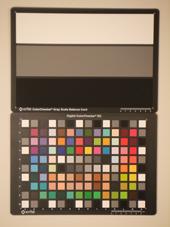 Fuji Finepix Z800EXR Test chart ISO200