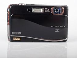 Fuji Finepix Z800EXR front lens