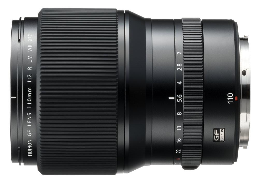 Fujinon GF 110mm f/2 R LM WR