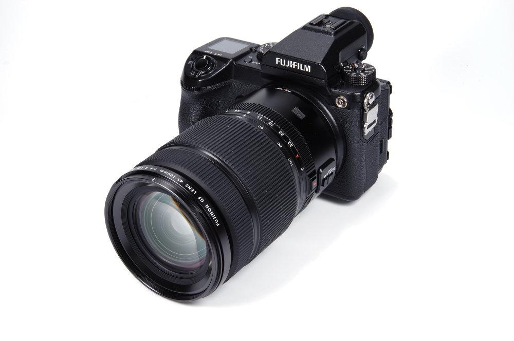 Fujinon GF 45-100 f/4 R LM OIS WR