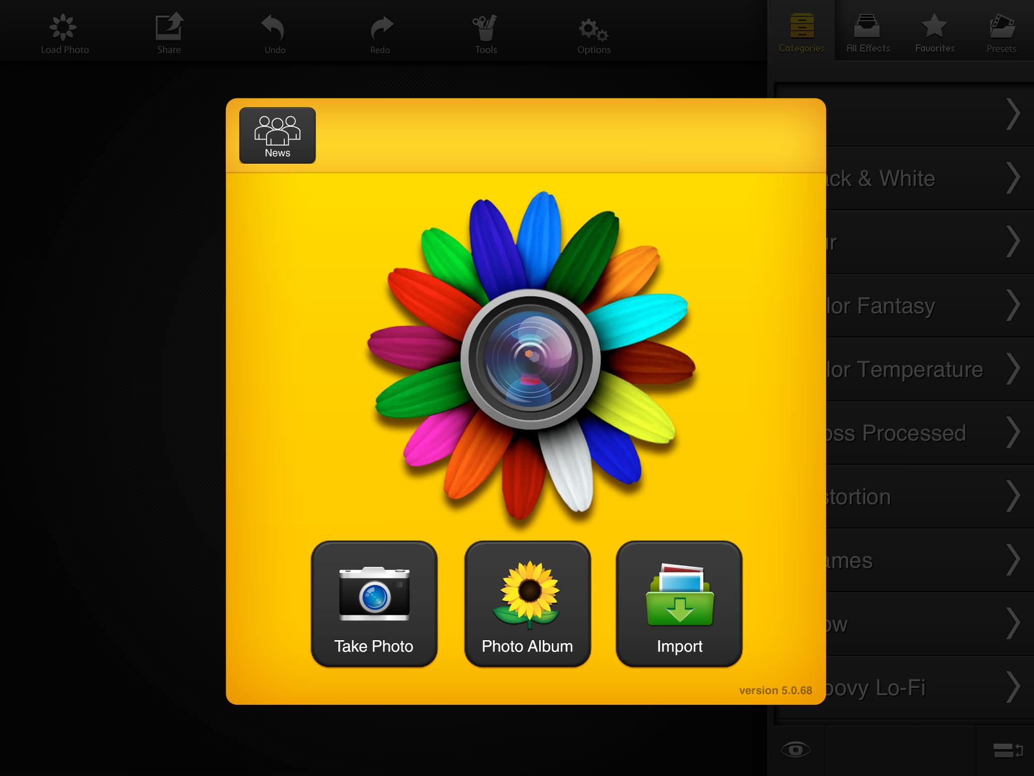 FX Photo Studio HD Version 5 iPad App | ePHOTOzine