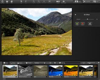 Fx Photo Studio Pro For Mac Screenshot 2