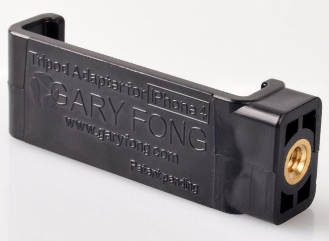 Gary Fong iPhone Tripod Adapter