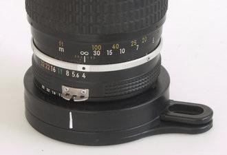 Gearguard Lens Lock