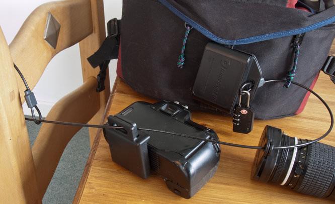 Gearguard Multiple Items Secure