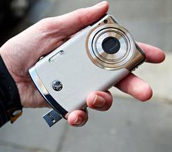 GE Create Leatehr Camera USB Connector