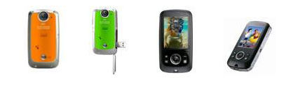 GE DV1 Pocket Video Camera