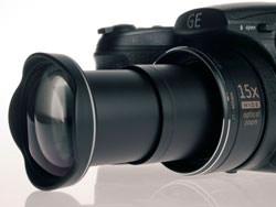 GE X5 Lens