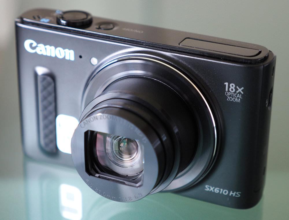 Canon Powershot SX610 HS (1)