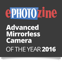 Advanced Mirrorless Camera Of The Year 2015