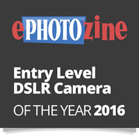 Entry Level DSLR Camera Of The Year 2015