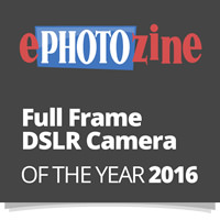 Full-Frame DSLR Camera Of The Year 2015