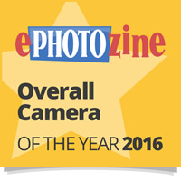 ePHOTOzine Camera of The Year 2015