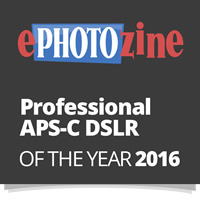 Mid-range DSLR Camera Of The Year 2015
