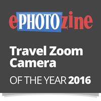 Travel Zoom Camera Of The Year 2015