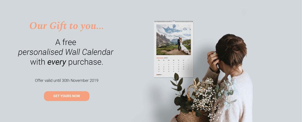 PikPerfect free calendar