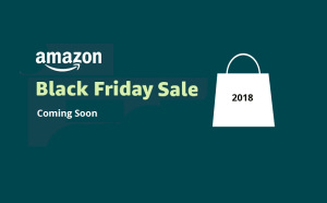 Get Early Access To Amazon Lightning Deals On Black Friday
