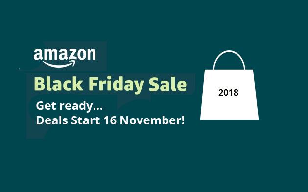 Get ready...Black Friday Sales Start Tomorrow!