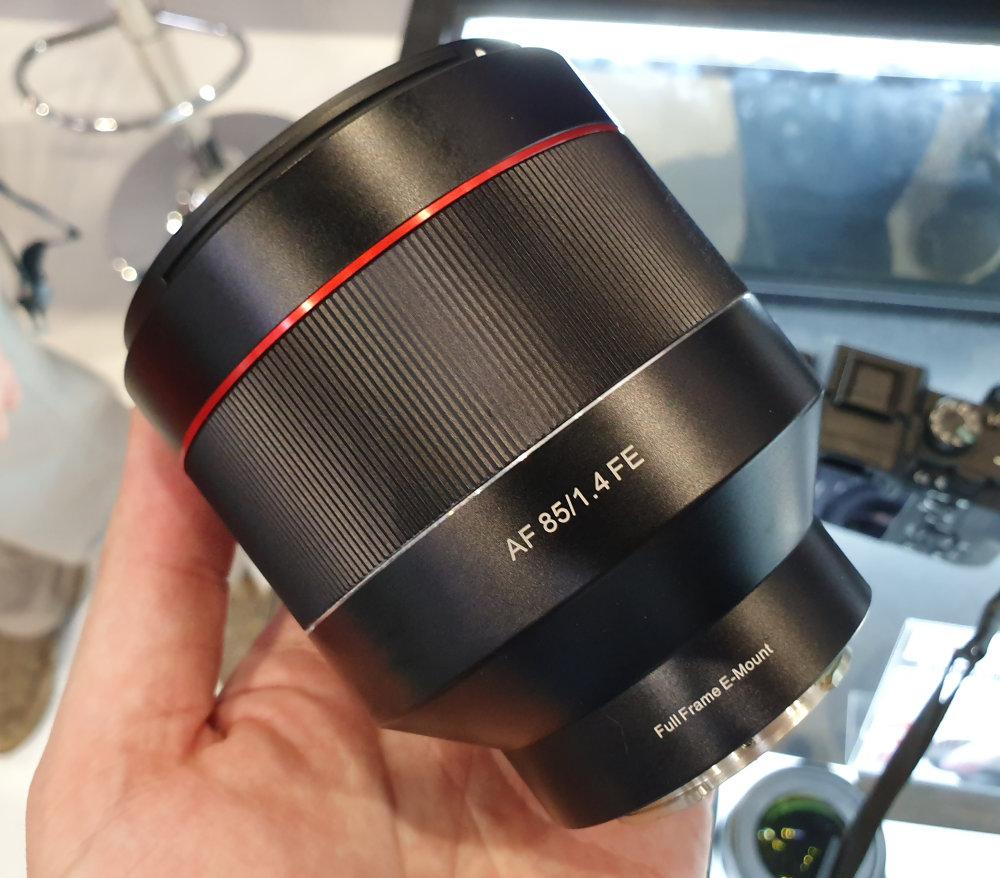 Samyang AF 85mm FE Lens (9)