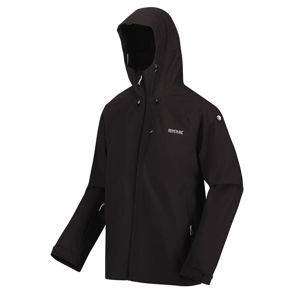 Men's Britedale Waterproof Jacket Black