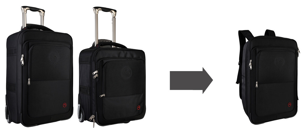 Nest Odyssey Rolling Camera Bags