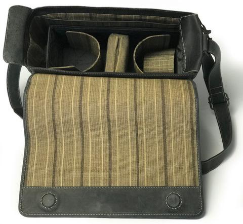 Camera bag inside