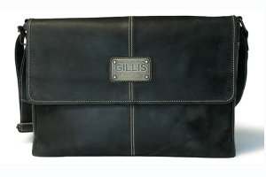 Gillis London's Full Frame Shoulder Camera Bag - Distinctive Quality