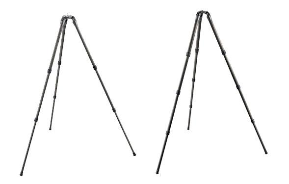 Gitzo's modular Systematic tripods