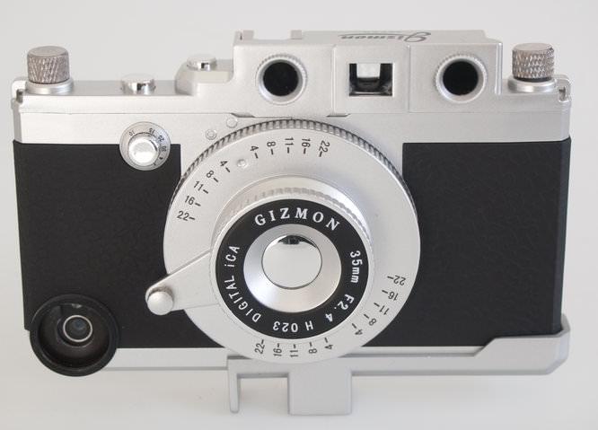 Gizmon Ica With Lens