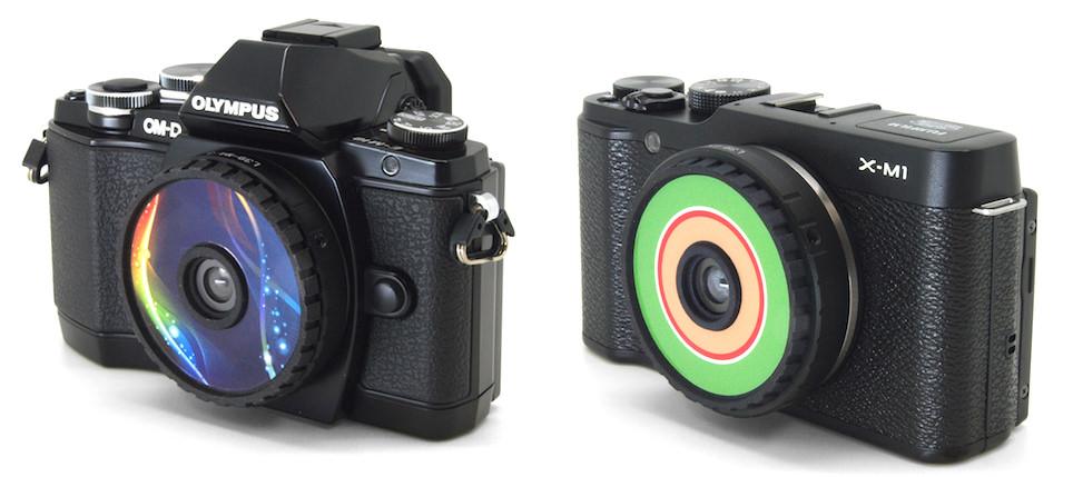 Gizmon Utulens 32mm F 16 Pancake Lens Released Ephotozine