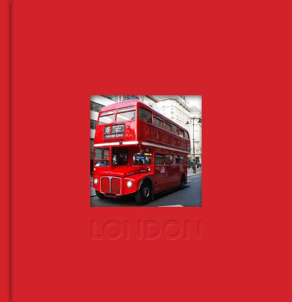 London Album from Goldbuch