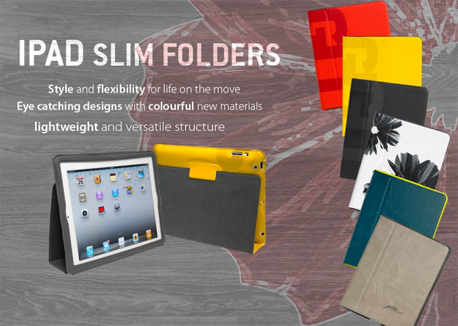 Golla iPad slim folder