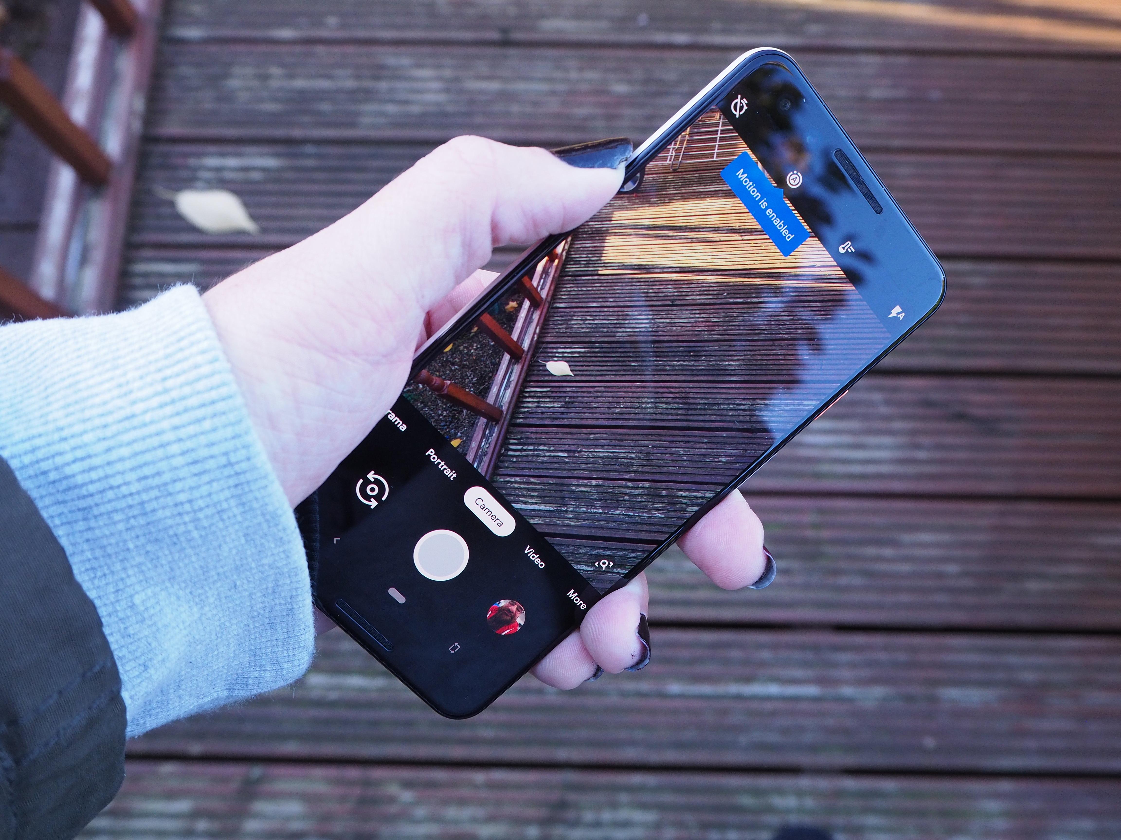Google Pixel 3 Smartphone Review   ePHOTOzine