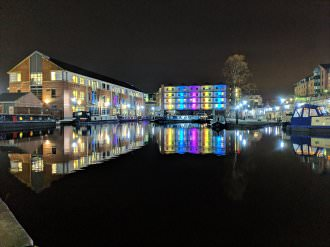 Tripod Night Sight | 1/8 sec | f/1.8 | 4.4 mm | ISO 198