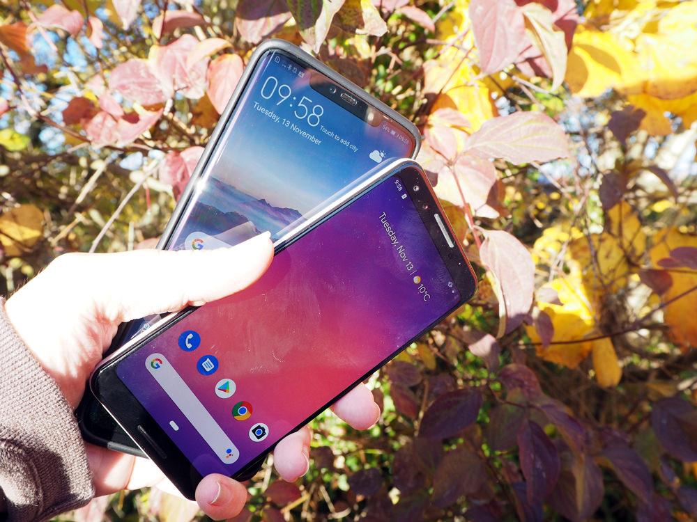 Google Pixel 3 Vs Huawei Mate 20 Pro - Which Should I Buy?