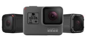 GoPro Announce Hero5 Range And Karma Drone