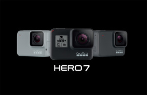 GoPro Announce HERO7 Black With HyperSmooth Video