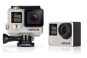 GoPro Introduce HERO4 Cameras