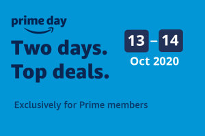 Grab A Camera Bargain: Amazon Prime Day 2020 Will Take Place On 13 & 14 October 2020