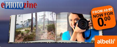 Free Albelli Photo Book
