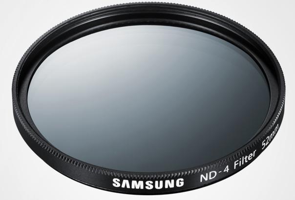 Samsung ND-4 filter