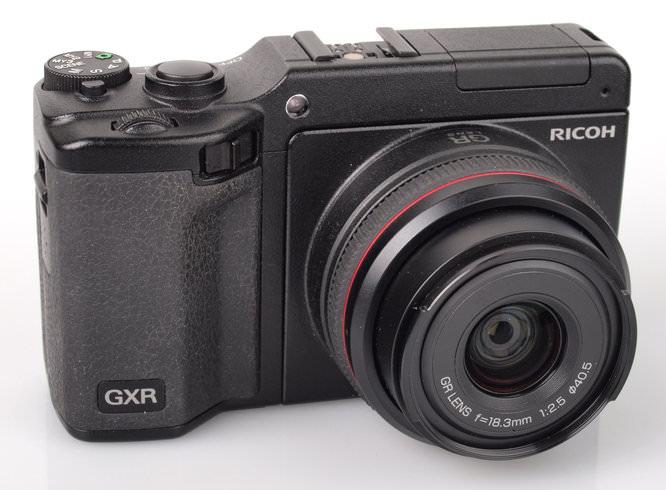 Ricoh GXR GR LENS A12 28mm f/2.5