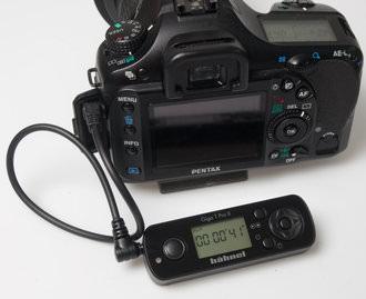 Hahnel Giga T Pro II Remote Control