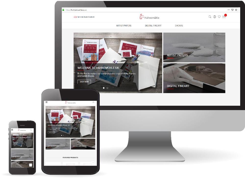 Hahnemühle UK Online Store