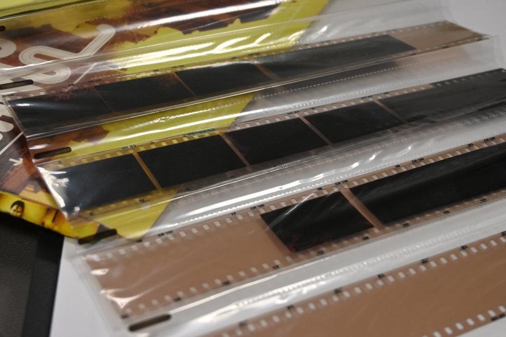 35mm Film Negatives