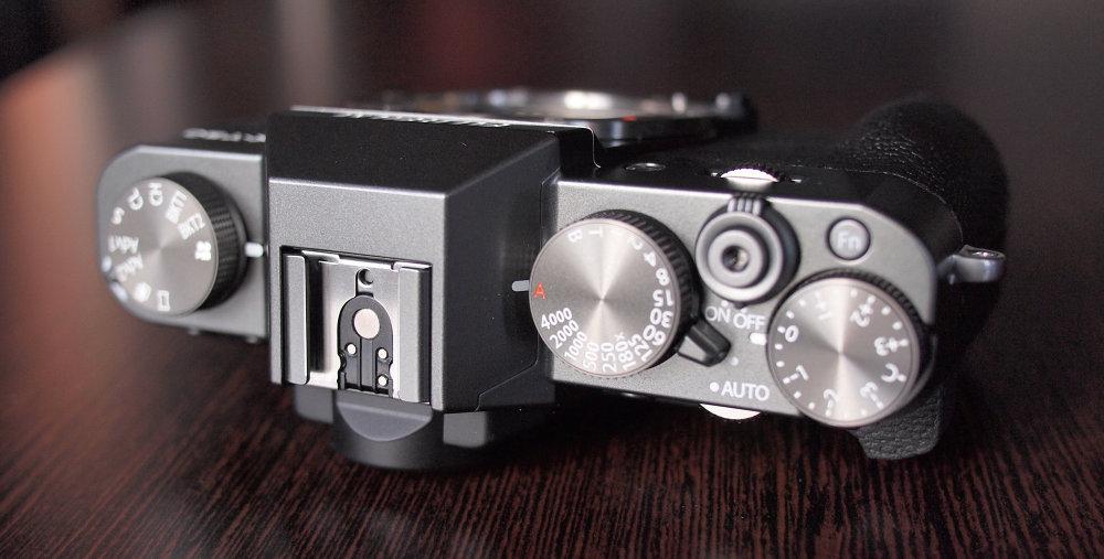 Fujifilm X T30 Graphite Silver (11)