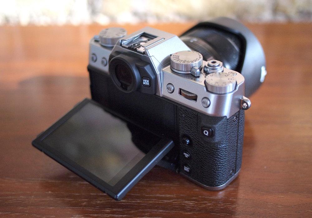 Fujifilm X T30 Silver (13)